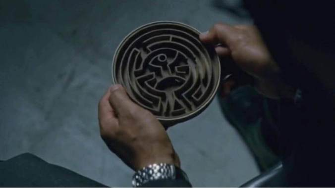 The Maze from Westworld